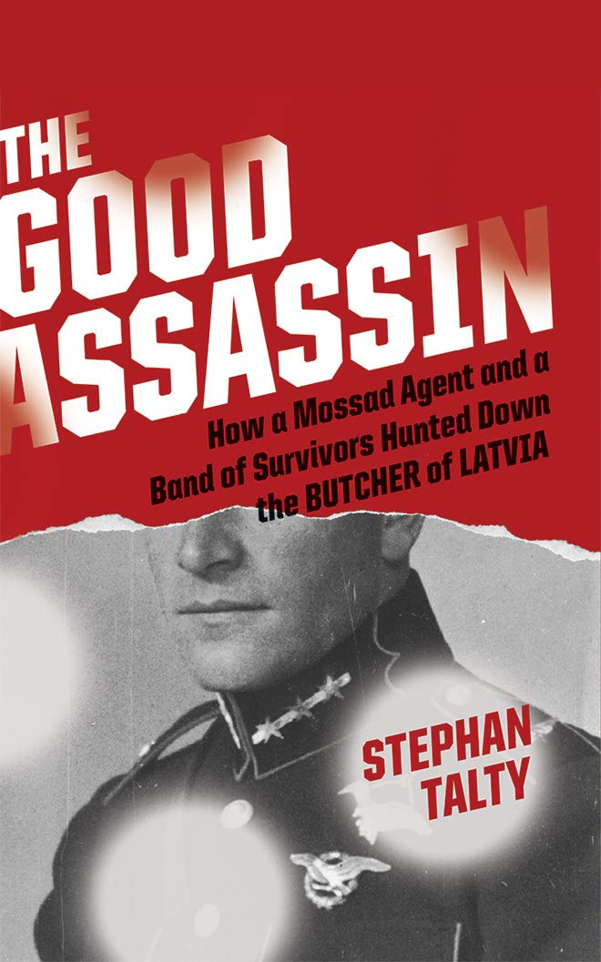 Podcast Review: The Good Assassins: Hunting the Butcher