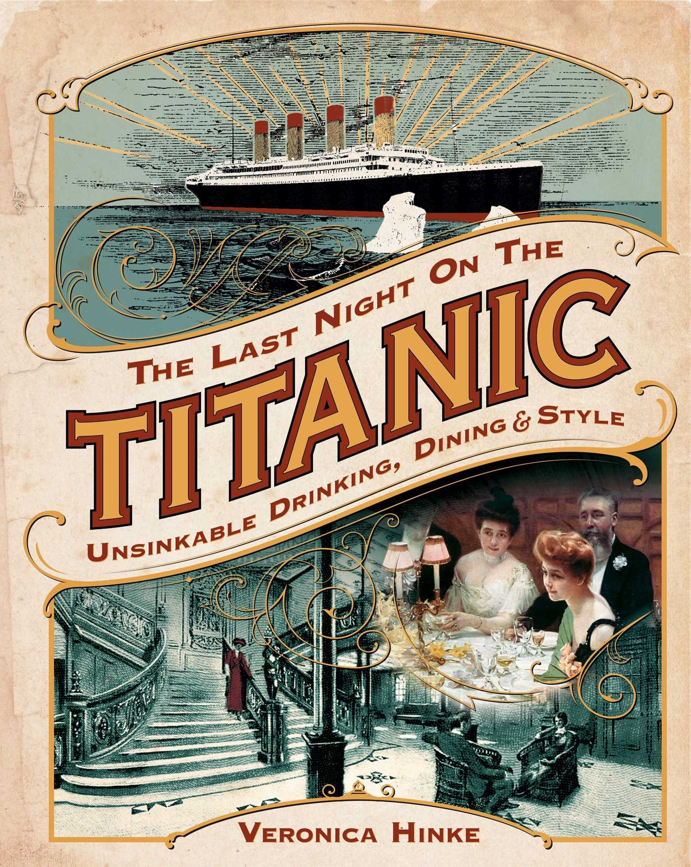 Podcast Review: The Last Night on The Titantic