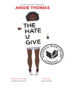 Cover to The Hate U Give