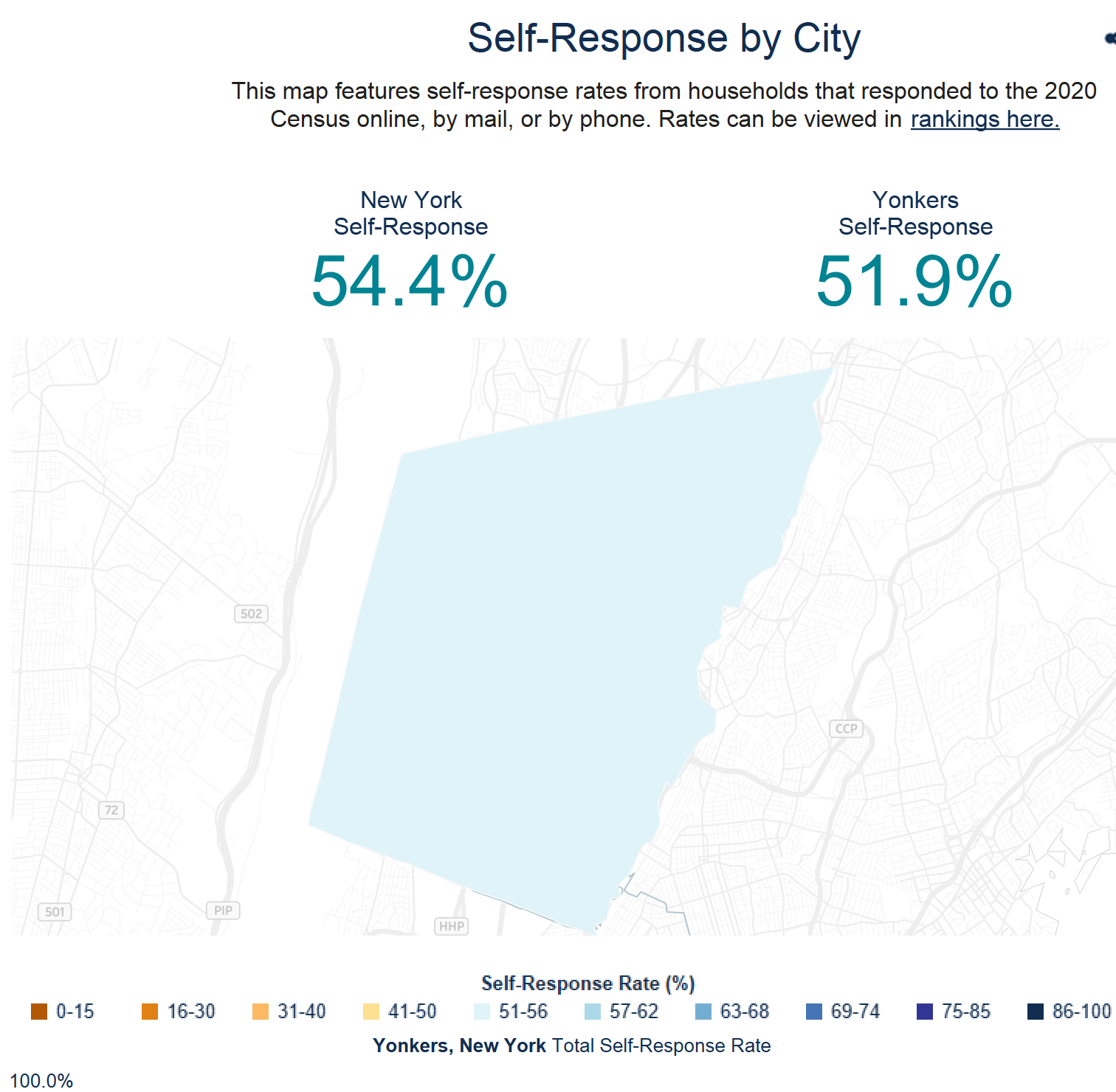 Yonkers and the 2020 Census - May 20th Update