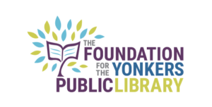 FYPL (Foundation for the Yonkers Public Library) logo