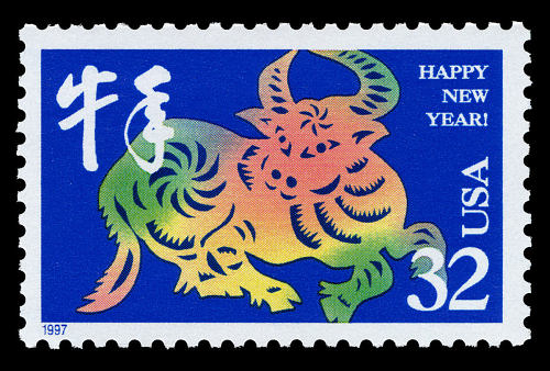 Lunar New Year 2021-Year of the Ox