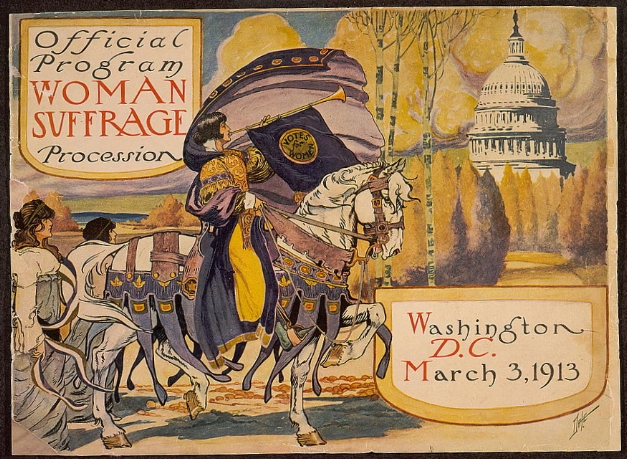 Celebrating the Centennial of Women's Right to Vote!