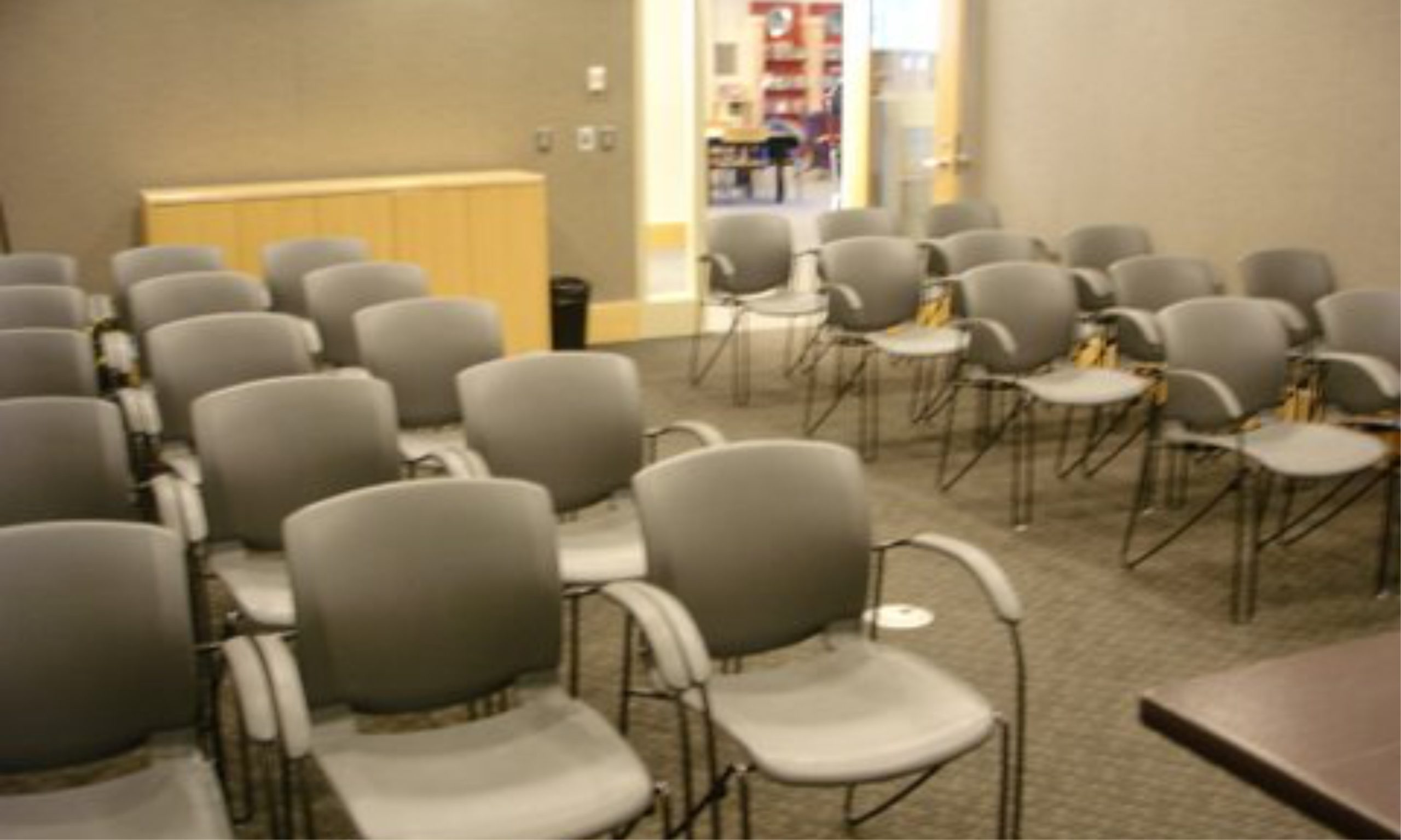 Riverfront Room 2B - Theater Style