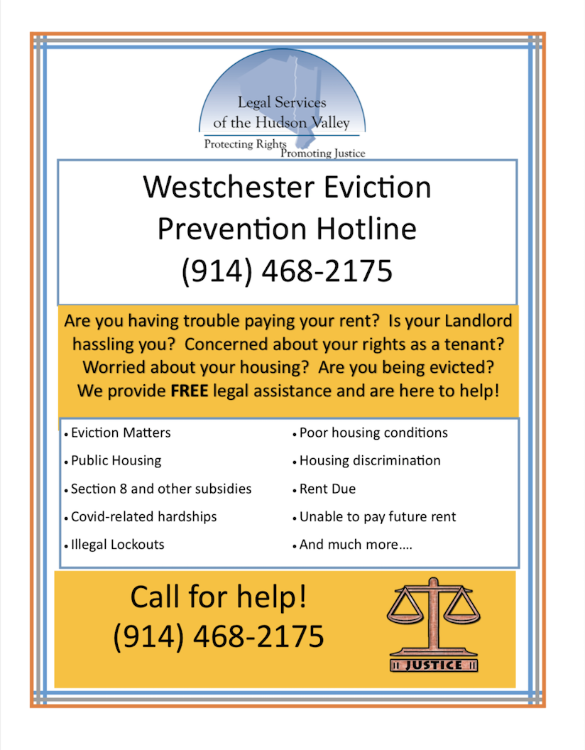 Eviction Support
