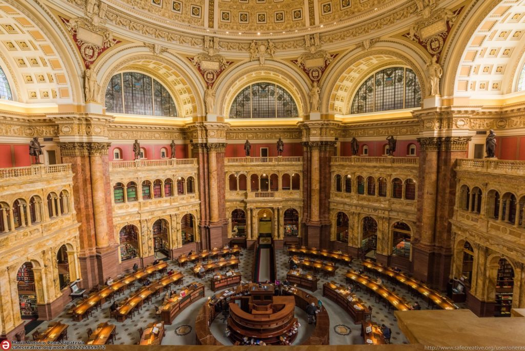 221st Anniversary of the Library of Congress