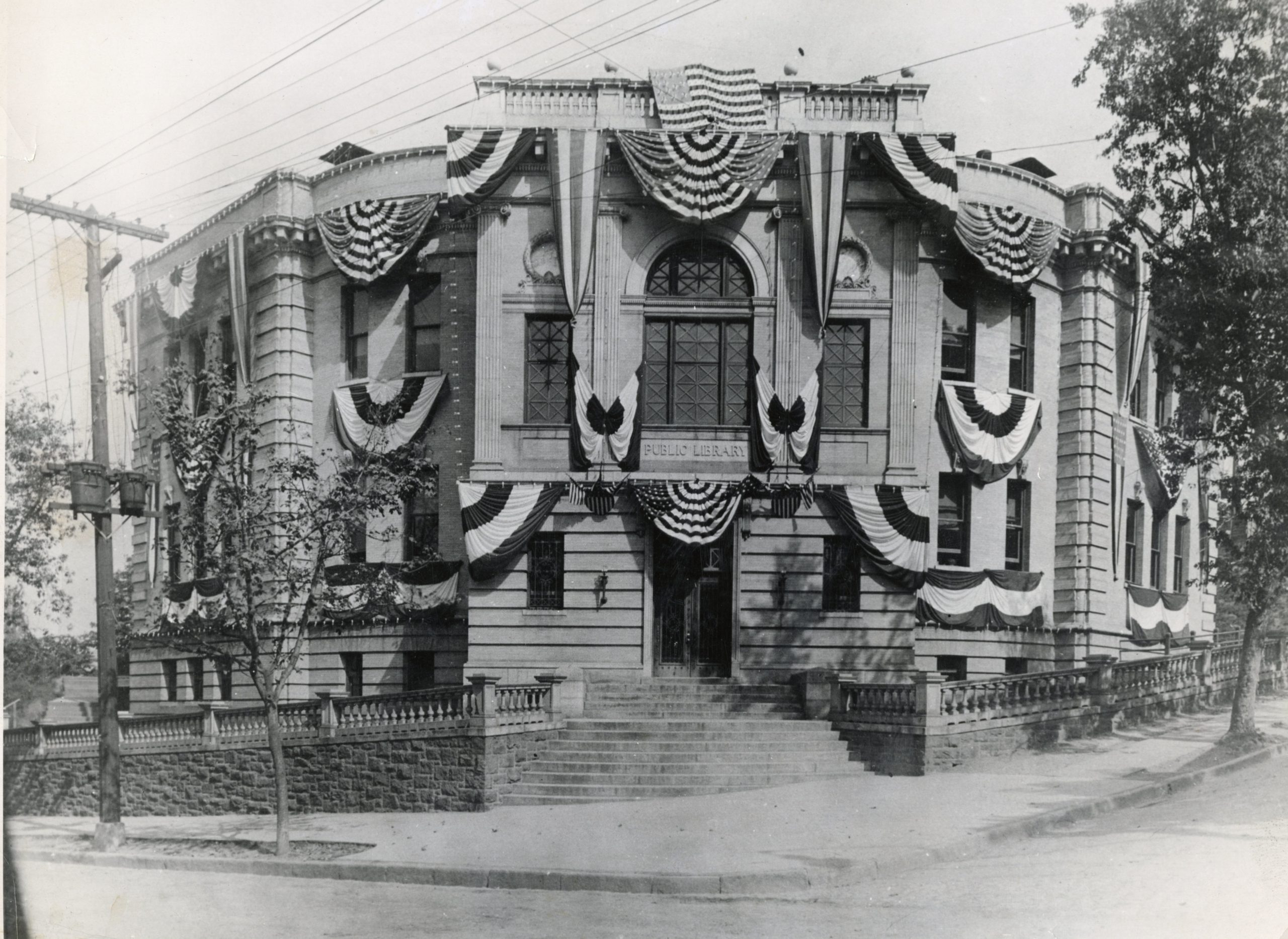 The Yonkers Carnegie Library - National Library Week